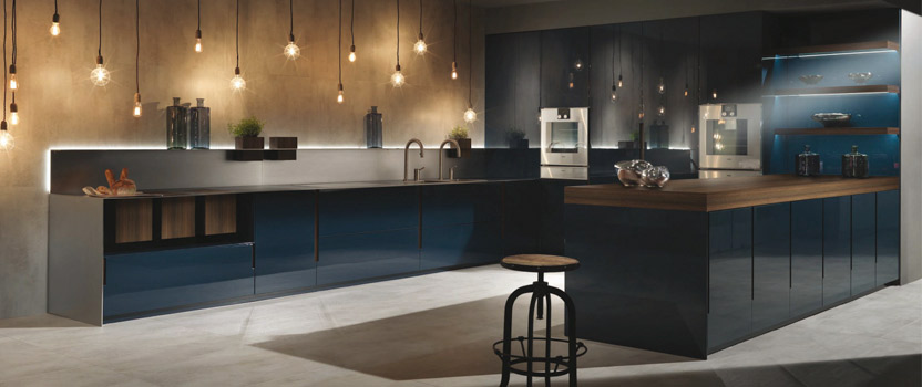 Trucos para iluminar una cocina - Dinova Cocinas