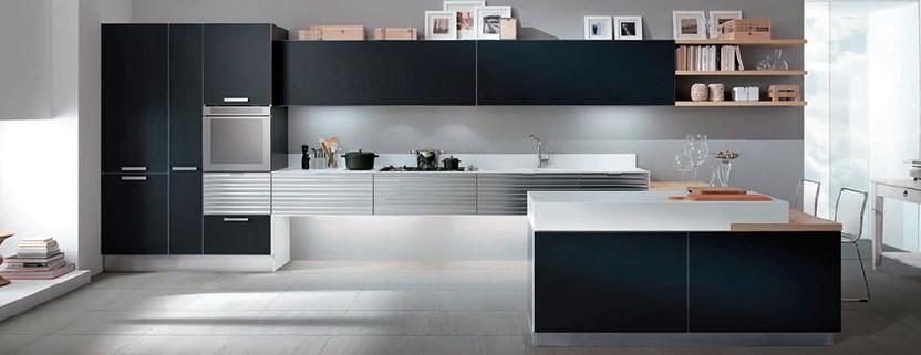 Ideas para decorar una cocina moderna y urbana - Dinova Cocinas