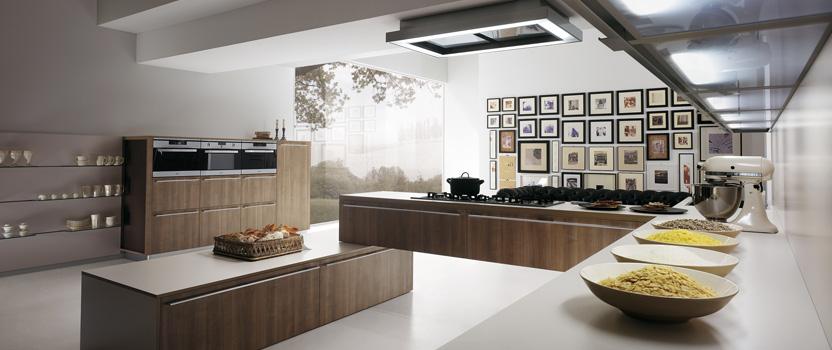 Ideas para decorar las paredes de tu cocina - Dinova Cocinas