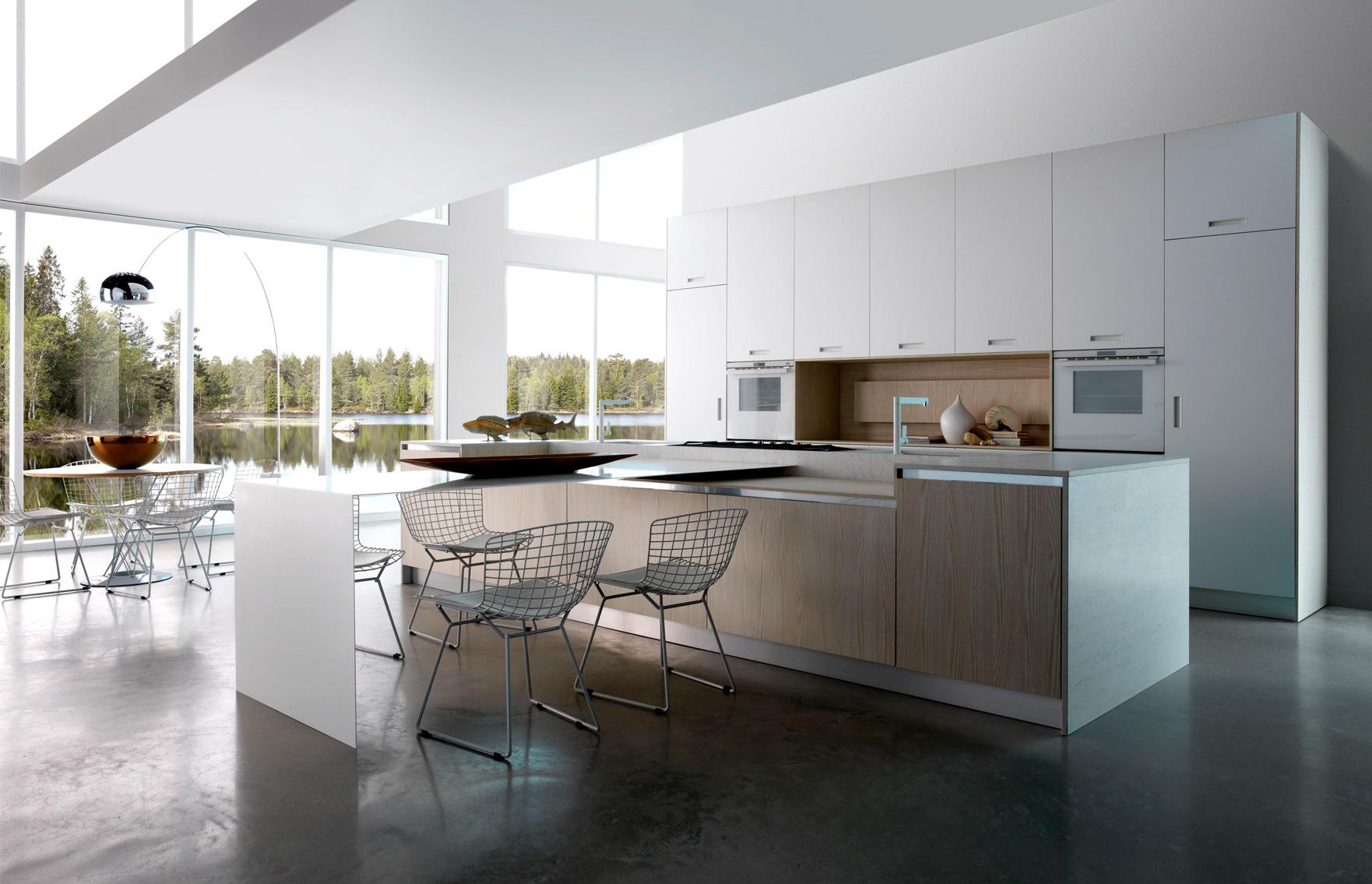 Cocina blanca: ventajas de apostar por el blanco - Dinova Cocinas