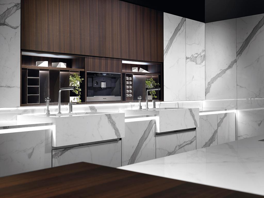Mantis y vesta las nuevas cocinas de binova dinova cocinas for Cocinas nuevas 2016