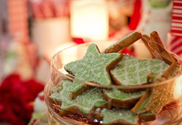 Tres trucos infalibles para lucir la mejor decoración de Navidad en tu cocina