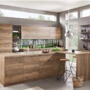 Consejos para limpiar una cocina de madera